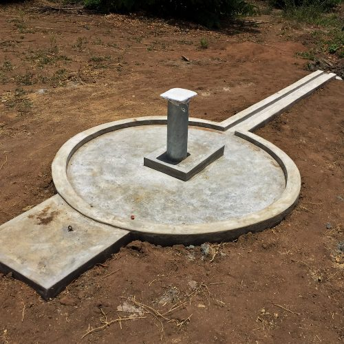 New well base
