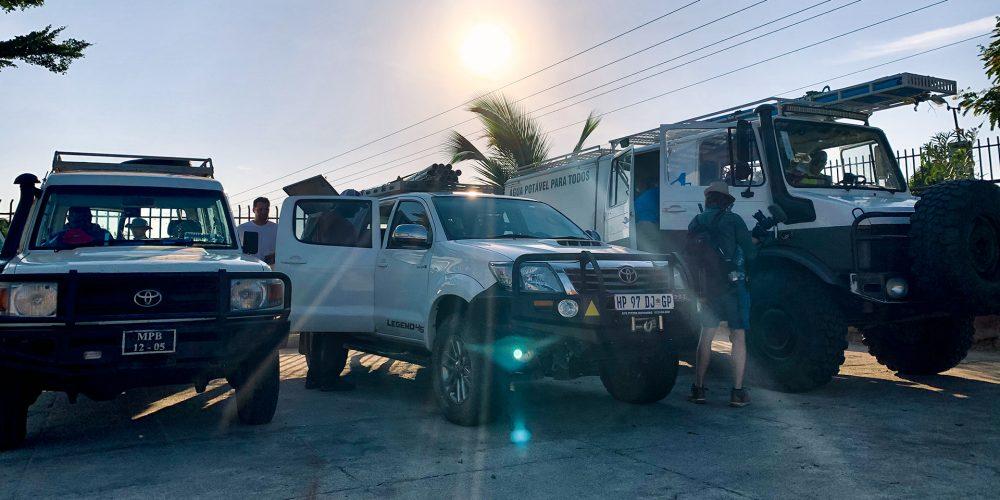 Vox trucks