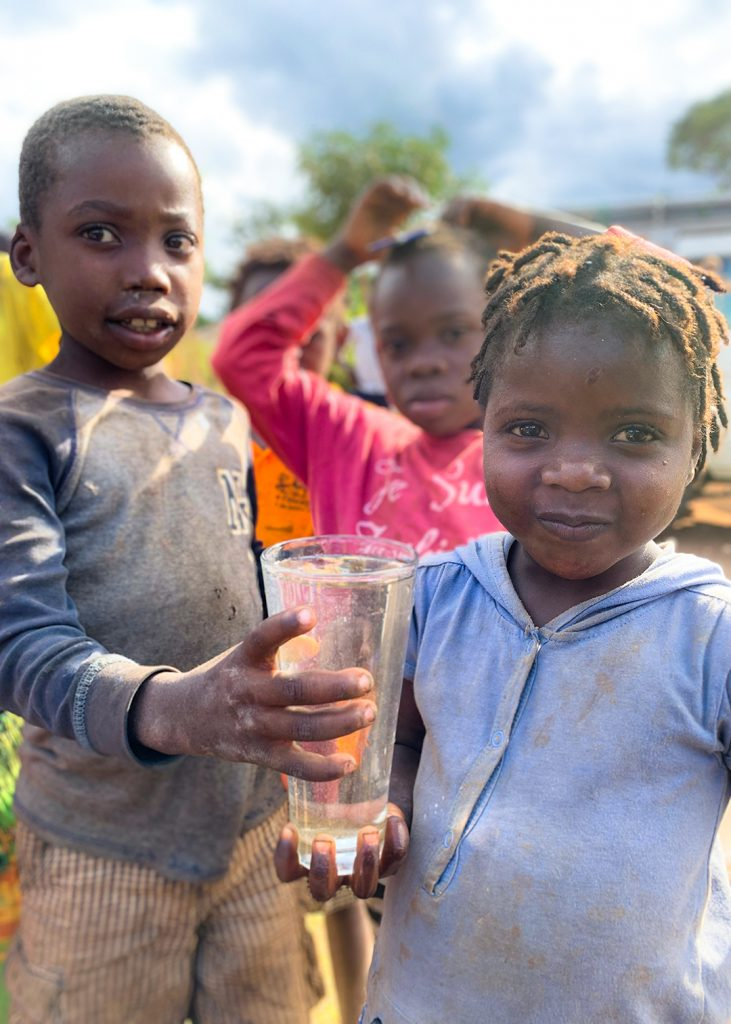 Vox, clean drinking water in Mozambique
